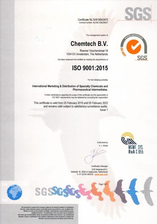 Sustainability – Chemtech